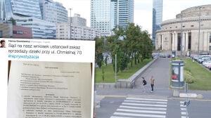 Sąd zakazał sprzedaży słynnej działki przy Pałacu Kultury