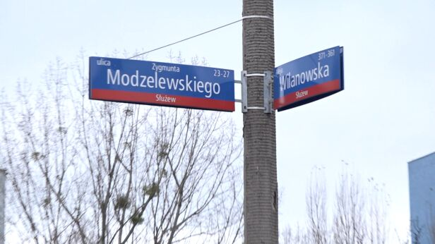 Wojewoda zmienił nazwy 47 ulic archiwum TVN