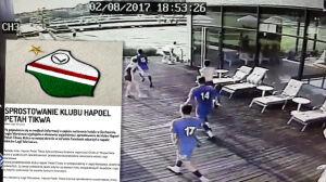 Legia: klub z Izraela przyznał, że to nie nasi kibice zaatakowali piłkarzy