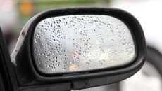 Większość dróg w Polsce zmoczy deszcz