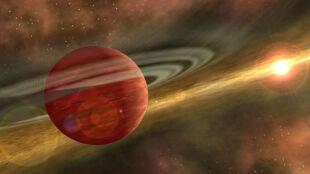 Efekt cieplarniany może zabić życie w Kosmosie