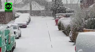 Pogoda w Anglii