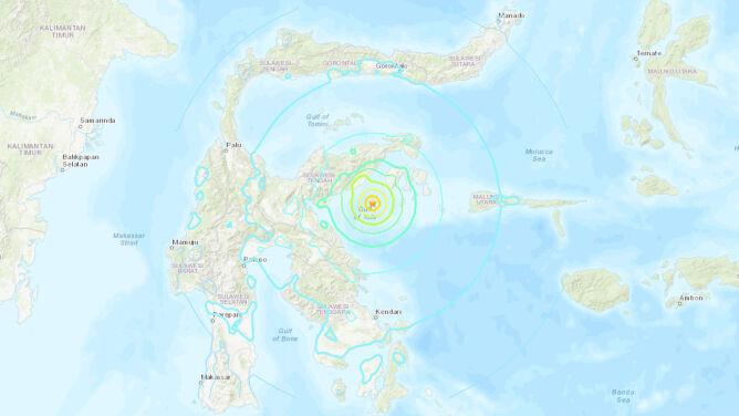 """Silne trzęsienie ziemi w Indonezji. """"Może spowodować tsunami"""""""