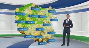 Prognoza pogody na wtorek 8.06