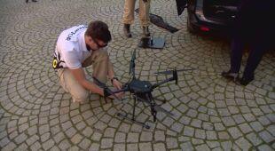 Prezydent Poznania o dronie do monitorowania jakości powietrza